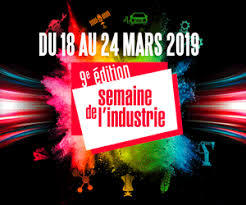Semaine de l'industrie 2019 - La French Fab en mouvement